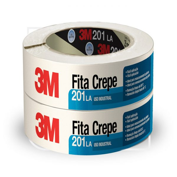 Fita Crepe - 3M