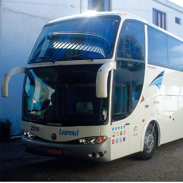 Policarbonato Makrolon BG (Bus Grade)